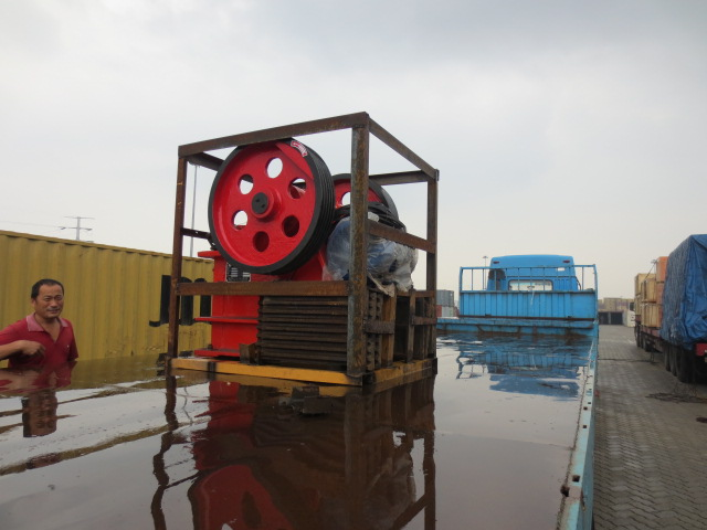 Jaw Crusher For America