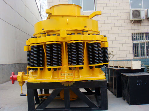 spring-cone-crusher