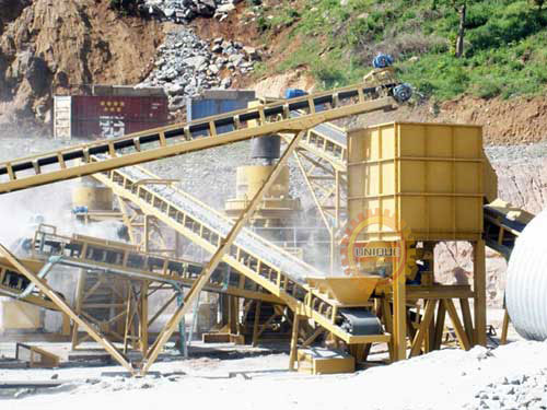 aggregate-crushing-plant